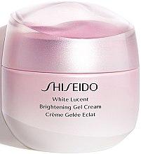 Voňavky, Parfémy, kozmetika Zosvetľujúci gél-krém na tvár - Shiseido White Lucent Brightening Gel Cream