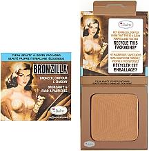 Voňavky, Parfémy, kozmetika Bronzer na tvár - theBalm Bronzilla Bronzer, Contour & Shadow (tester)