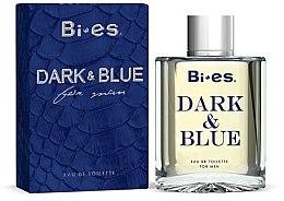 Voňavky, Parfémy, kozmetika Bi-Es Dark & Blue - Toaletná voda
