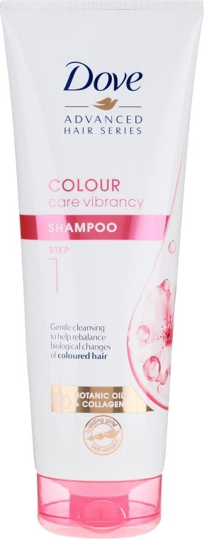 """Šampón na farbené vlasy """"Luxusný lesk"""" - Dove Advanced Hair Series  — Obrázky N1"""