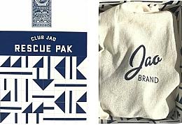 Voňavky, Parfémy, kozmetika Sada - Jao Brand Travel Rescue Pak (h/san/59ml + b/butter/18gr + lip/balm/5gr)