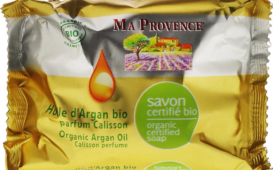 """Organické mydlo s arómou kalissona """"Arganový olej"""" - Ma Provence Nature Soap — Obrázky N1"""