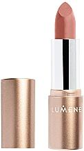 Voňavky, Parfémy, kozmetika Hydratačný matný rúž - Lumene Luminous Moisture Matte Lipstick