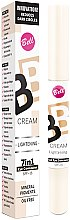 Voňavky, Parfémy, kozmetika Reflexný korektor - Bell BB Cream Lightening 7in1 Eye Concealer