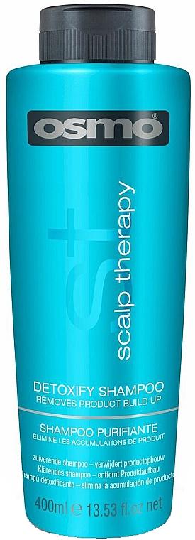 Šampón na detoxikáciu pokožky hlavy - Osmo Scalp Therapy Detoxify Shampoo — Obrázky N1