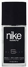 Voňavky, Parfémy, kozmetika Nike 5th Element Man - Deodorant v spreji