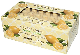 """Voňavky, Parfémy, kozmetika Mydlo-peeling pre masáž """"Citrón"""" - Gori 1919 Massage Scrub Soap Lemon"""