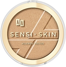 Voňavky, Parfémy, kozmetika Bronzer na tvár - AA Sensi Skin Bronzer