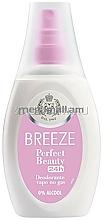 Voňavky, Parfémy, kozmetika Breeze Deo Spray Perfect Beauty - Dezodorant v spreji na telo