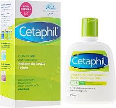Voňavky, Parfémy, kozmetika Mleko na tvár a telo - Cetaphil Lotion