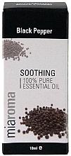 """Voňavky, Parfémy, kozmetika Esenciálny olej """"Čierne korenie"""" - Holland & Barrett Miaroma Black Pepper Pure Essential Oil"""