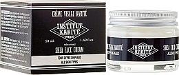 Voňavky, Parfémy, kozmetika Krém na tvár pre mužov - Institut Karite Milk Cream Men Shea Face Cream