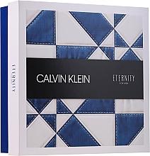 Voňavky, Parfémy, kozmetika Calvin Klein Eternity For Men - Sada (edt/200ml + edt/30ml)