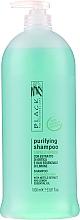 Voňavky, Parfémy, kozmetika Normalizujúci šampón pre mastné vlasy - Black Professional Line Sebum-Balancing Shampoo