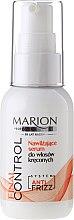 Voňavky, Parfémy, kozmetika Hydratačné sérum pre kučeravé vlasy - Marion Professional Final Control