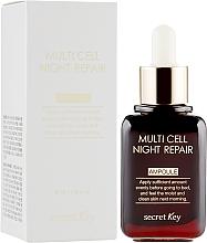 Voňavky, Parfémy, kozmetika Nočné sérum - Secret Key Multi Cell Night Repair Ampoule