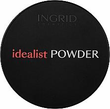 Voňavky, Parfémy, kozmetika Kompaktný púder - Ingrid Cosmetics Idealist