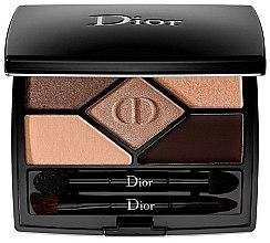 Voňavky, Parfémy, kozmetika Očné tiene na viečka - Dior Designer 5-Colour Palettes