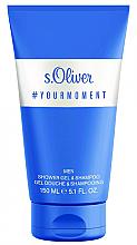 Voňavky, Parfémy, kozmetika S.Oliver #Your Moment - Sprchový gél