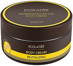 Voňavky, Parfémy, kozmetika Telový krém - Ecolatier Revitalizing Body Cream