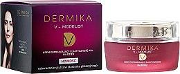 Voňavky, Parfémy, kozmetika Denný krém na tvár - Dermika V-Modelist Cream 40+