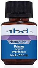 Voňavky, Parfémy, kozmetika Kyselina Primer pre gél - IBD Natural Nail Primer