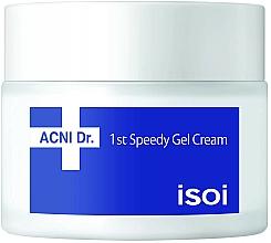 Voňavky, Parfémy, kozmetika Gélový krém na tvár - Isoi Acni Dr. 1st Speedy Gel Cream