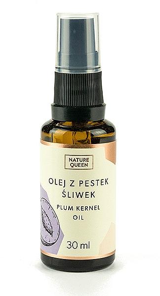 Olej zo slivkového semena - Nature Queen Plum Kernel Oil
