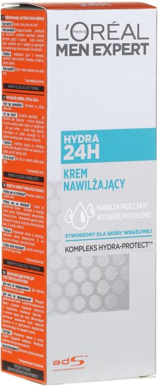 """Krém po holení """"Hydra Sensitive"""" - L'Oreal Paris Men Expert Hydra 24H — Obrázky N1"""