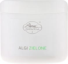Voňavky, Parfémy, kozmetika Alginátová zelená seboregulačná maska - Jadwiga Saipan Algi Zielone