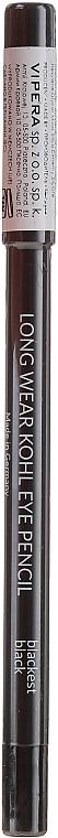 Ceruzka na oči - Vipera Long Wear Kohl Eye Pencil