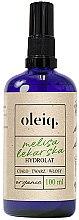 Voňavky, Parfémy, kozmetika Hydrolát z medovky na tvár, telo a vlasy - Oleiq Hydrolat Melissa