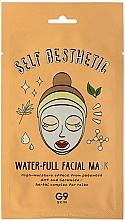 Voňavky, Parfémy, kozmetika Pleťová maska - G9 Self Aesthetic Waterful Facial Mask