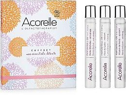 Voňavky, Parfémy, kozmetika Acorelle Mes Essentiels Detente - Súprava (parfum / roll-on / 3x10ml)