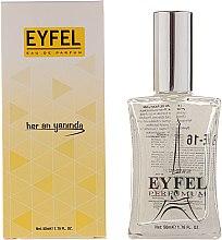 Voňavky, Parfémy, kozmetika Eyfel Perfume E-16 - Parfumovaná voda