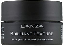 Voňavky, Parfémy, kozmetika Balzam na styling vlasov - L'anza Healing Style Brilliant Texture Balm