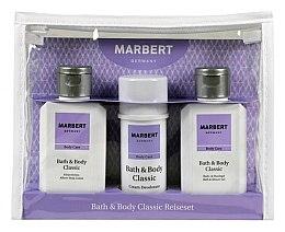 Voňavky, Parfémy, kozmetika Sada - Marbert Bath & Body Classic