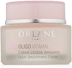 Voňavky, Parfémy, kozmetika Ľahký vyhladzujúci krém - Orlane Oligo Vitamin Light Smoothing Cream