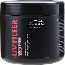 Voňavky, Parfémy, kozmetika UV filter maska pre farbené vlasy s čerešňovou arómou - Joanna Professional Protective Hair Mask UV Filter