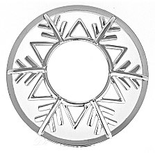 Topper na sviečku - Yankee Candle Illuma Lid Twinkling Snowflake Candle Topper — Obrázky N1
