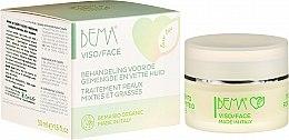 Voňavky, Parfémy, kozmetika Krém na tvár - Bema Cosmetici Love Bio Traitement Peaux Mixtes Et Grasses