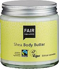 Voňavky, Parfémy, kozmetika Olej na telo - Fair Squared Body Butter Shea