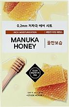 Voňavky, Parfémy, kozmetika Ultra tenká pleťová maska s extraktom z manuka medu - Etude House Therapy Air Mask Manuka Honey