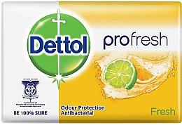 """Voňavky, Parfémy, kozmetika Antibakteriálne mydlo """"Sviežosť"""" - Dettol Fresh Antibacterial Soap"""