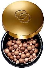 Rozjasňovač na tvár v guľkách - Oriflame Giordani Gold Hightlighter Pearls — Obrázky N1