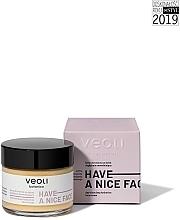 Voňavky, Parfémy, kozmetika Hĺbkový hydratačný denný krém - Veoli Botanica Deep Moisturizer Have A Nice Face