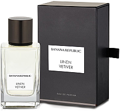 Voňavky, Parfémy, kozmetika Banana Republic Linen Vetiver - Parfumovaná voda