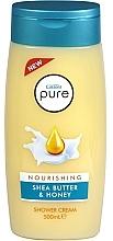 Voňavky, Parfémy, kozmetika Sprchový krém-gél  - Cussons Pure Shower Cream Nourishing Shea Butter & Honey