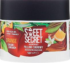 "Voňavky, Parfémy, kozmetika Regeneračný peeling ""Pomaranč"" - Farmona Sweet Secret Orange"