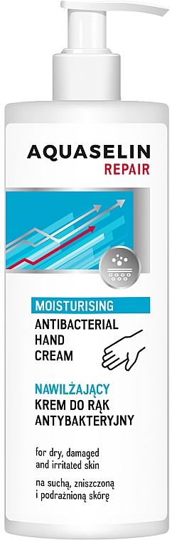 Antibakteriálny krém na ruky - Aquaselin Repair Hand Cream